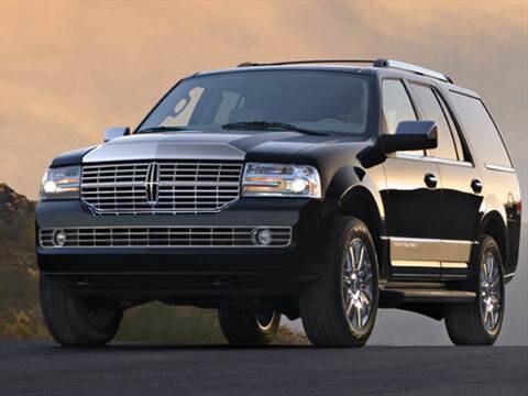 2007 Lincoln Navigator | Pricing, Ratings & Reviews | Kelley Blue Book