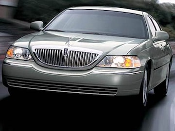 2007 Lincoln Town Car Pricing Ratings Reviews Kelley Blue Book