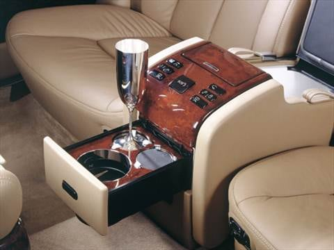 2007 maybach 57 Interior