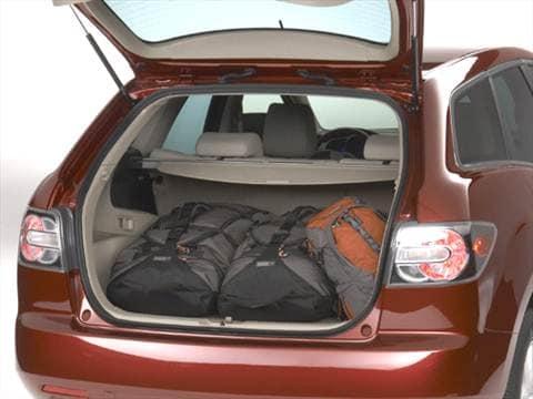 ... 2007 Mazda Cx 7 Interior ...