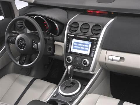 2007 Mazda Cx 7 Pricing Ratings Reviews Kelley Blue Book