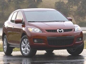 2007 Mazda Cx 7 Exterior