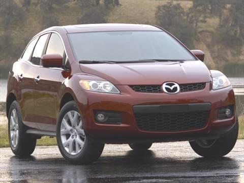 Attractive ... 2007 Mazda Cx 7 Exterior ...