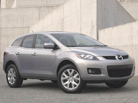 2007 Mazda CX-7 Touring Sport Utility 4D  photo