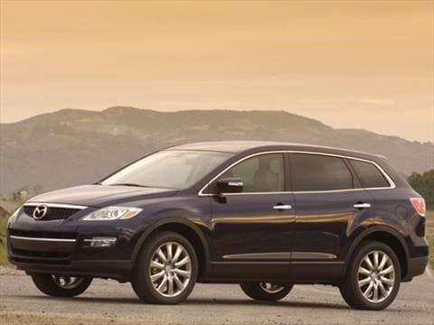 2007 Mazda CX-9 Sport SUV 4D  photo