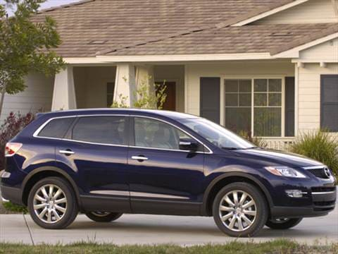 2007 mazda cx 9 grand touring sport utility 4d pictures and videos kelley blue book. Black Bedroom Furniture Sets. Home Design Ideas