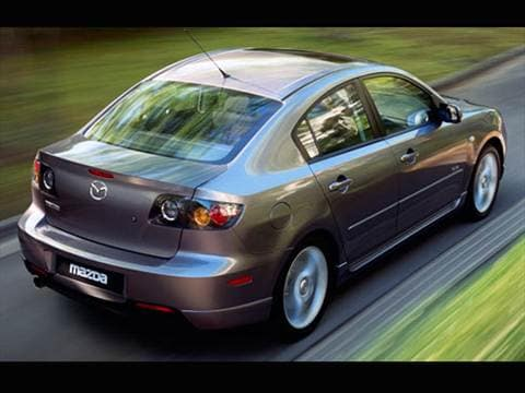 Best Car Warranty >> 2007 MAZDA MAZDA3 | Pricing, Ratings & Reviews | Kelley Blue Book