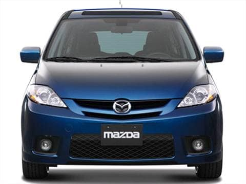 2007 mazda mazda5 sport minivan 4d pictures and videos. Black Bedroom Furniture Sets. Home Design Ideas