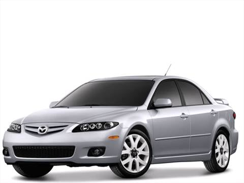 2007 mazda mazda6 pricing ratings reviews kelley. Black Bedroom Furniture Sets. Home Design Ideas