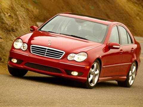 2007 mercedes benz c class pricing ratings reviews kelley blue book. Black Bedroom Furniture Sets. Home Design Ideas