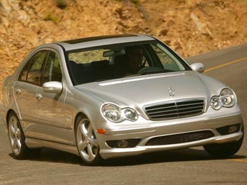 2007 Mercedes-Benz C-Class C350 4MATIC Sedan 4D  photo