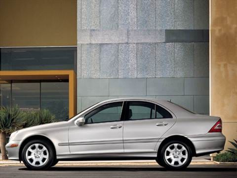 2007 mercedes c class pricing ratings reviews