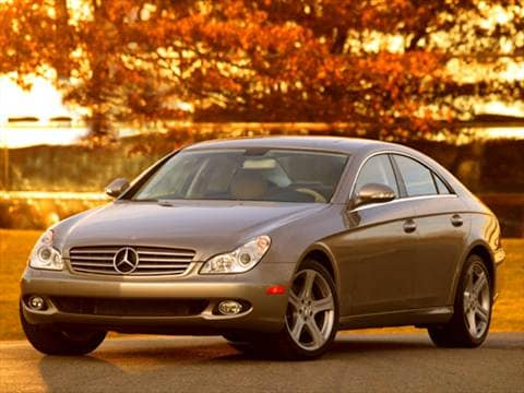 2007 Mercedes Benz Cls Class Pricing Ratings Reviews Kelley