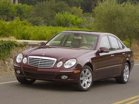 2007 Mercedes Benz E Class Pricing Ratings Reviews Kelley