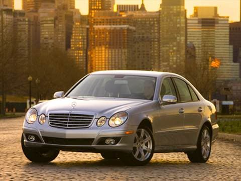 2007 mercedes benz e class pricing ratings reviews. Black Bedroom Furniture Sets. Home Design Ideas