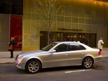 2007 Mercedes-Benz E-Class | Pricing, Ratings & Reviews ...
