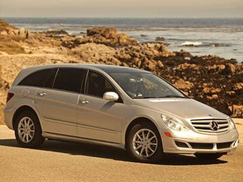 2007 Mercedes-Benz R-Class R350 Sport Wagon 4D  photo