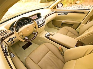 Mercedes Benz S Class Frontrowseats Mbs Int