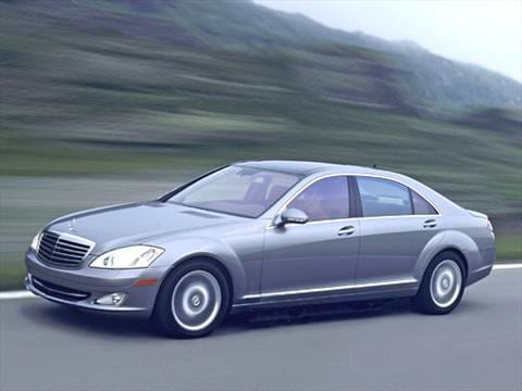 2007 mercedes benz s class pricing ratings reviews for Mercedes benz blue book