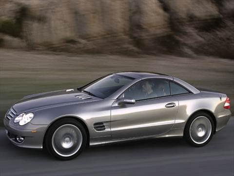 2007 Mercedes Benz Sl Cl