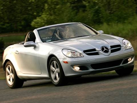 2007 Mercedes-Benz SLK-Class SLK 280 Roadster 2D  photo
