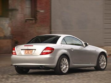 2007 mercedes benz slk class pricing ratings reviews for Mercedes benz blue book