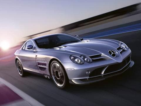 2007 Mercedes-Benz SLR McLaren 722 Edition Coupe 2D  photo
