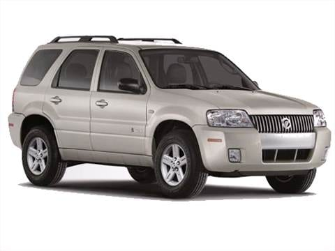 2007 Mercury Mariner 28 Mpg Combined