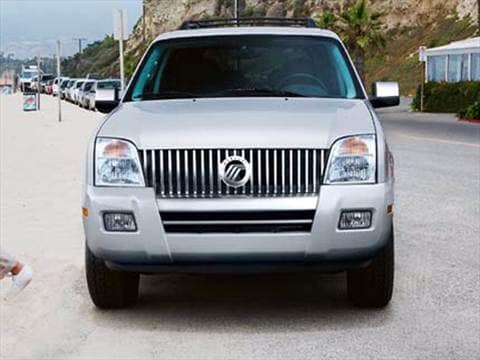 2007 mercury mountaineer Exterior