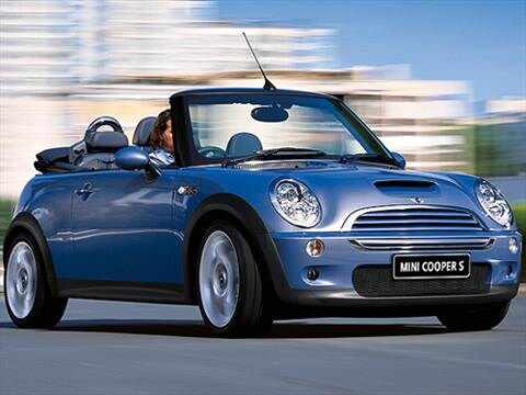 2007 Mini Convertible Cooper S Convertible 2d Pictures And Videos