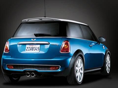 2007 mini cooper s hatchback 2d pictures and videos kelley blue book. Black Bedroom Furniture Sets. Home Design Ideas