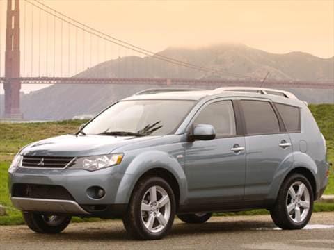 2007 Mitsubishi Outlander Pricing Ratings Reviews Kelley Blue