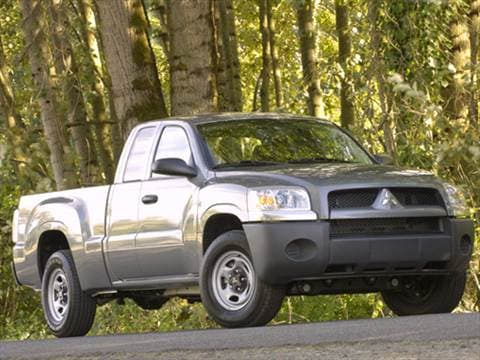 2007 mitsubishi raider extended cab | pricing, ratings & reviews
