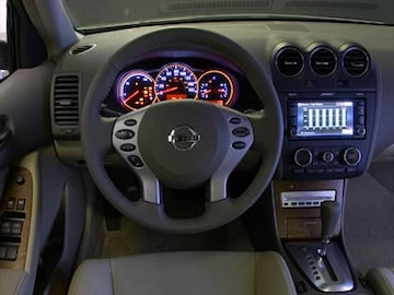 2007 Nissan Altima Interior