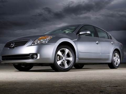 2007 Nissan Altima 2.5 Sedan 4D  photo