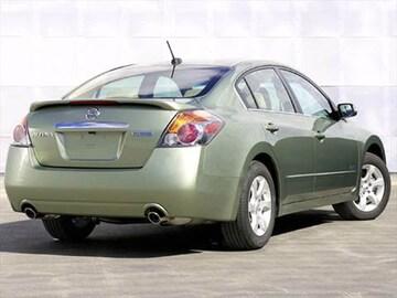 2007 Nissan Altima Exterior