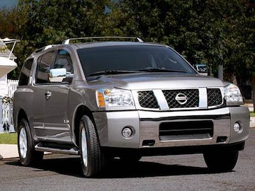2007 nissan armada pricing ratings reviews kelley. Black Bedroom Furniture Sets. Home Design Ideas