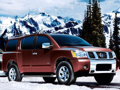 2007 Nissan Armada Pricing Ratings Amp Reviews Kelley