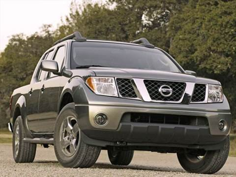 2007 nissan frontier crew cab pricing ratings reviews kelley rh kbb com 2006 Nissan Frontier Nismo Custom Bumper 2006 Nissan Frontier Nismo Silver Black Rims