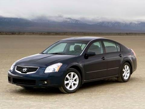 2007 Nissan Maxima Pricing Ratings Reviews Kelley Blue Book