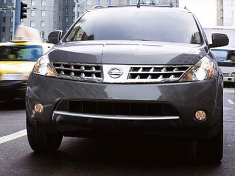 2007 Nissan Murano S Sport Utility 4d Pictures And Videos