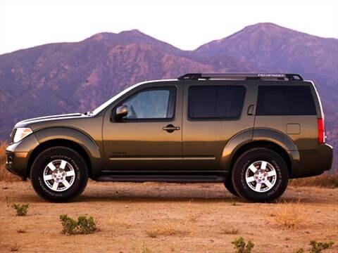 Lovely ... 2007 Nissan Pathfinder Exterior