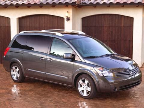 2007 Nissan Quest Minivan 4D  photo