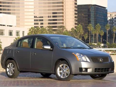 2007 Nissan Sentra Pricing Ratings Reviews Kelley Blue Book