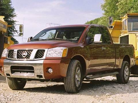 2007 Nissan Titan King Cab Pricing Ratings Reviews Kelley Rh Kbb Com 2008  Nissan Titan Nissan