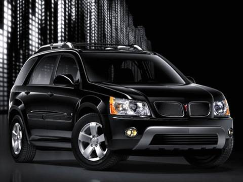 Black Book Car Values >> 2007 Pontiac Torrent | Pricing, Ratings & Reviews | Kelley ...