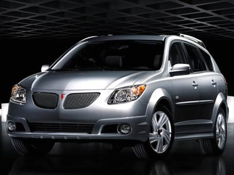 2007 pontiac vibe pricing ratings reviews kelley. Black Bedroom Furniture Sets. Home Design Ideas