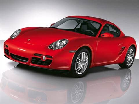 2007 Porsche Cayman Coupe 2D  photo