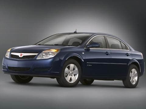 Saturn Aura Review >> 2007 Saturn Aura | Pricing, Ratings & Reviews | Kelley Blue Book