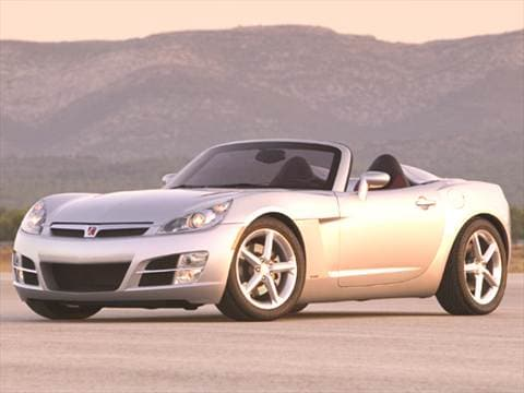 2007 saturn sky pricing ratings reviews kelley blue book. Black Bedroom Furniture Sets. Home Design Ideas